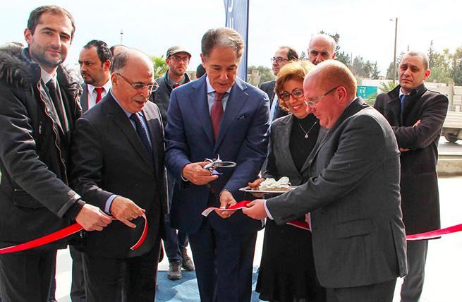 Peugeot inaugure une nouvelle agence à La Manouba