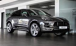 Le Macan 4 cylindres chez Porsche Tunisie