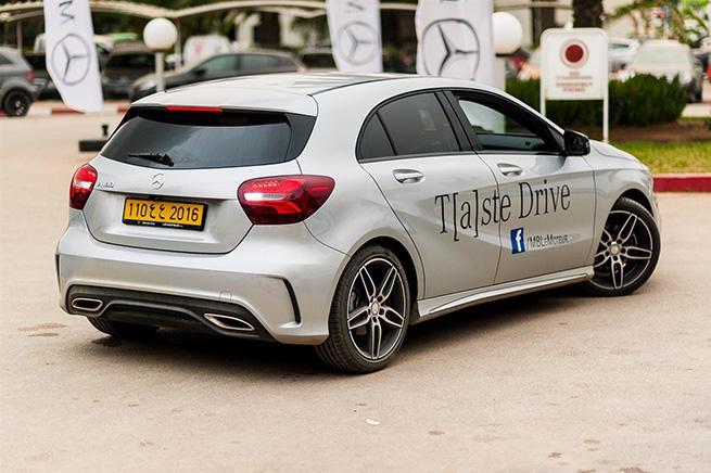 Le Moteur S.A poursuit les essais Mercedes-Benz à Sousse