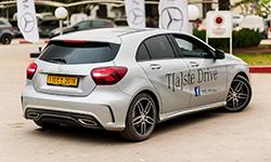 Mercedes-Benz poursuit les essais  à Sousse
