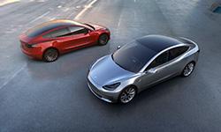 Tesla dévoile le Modèle 3