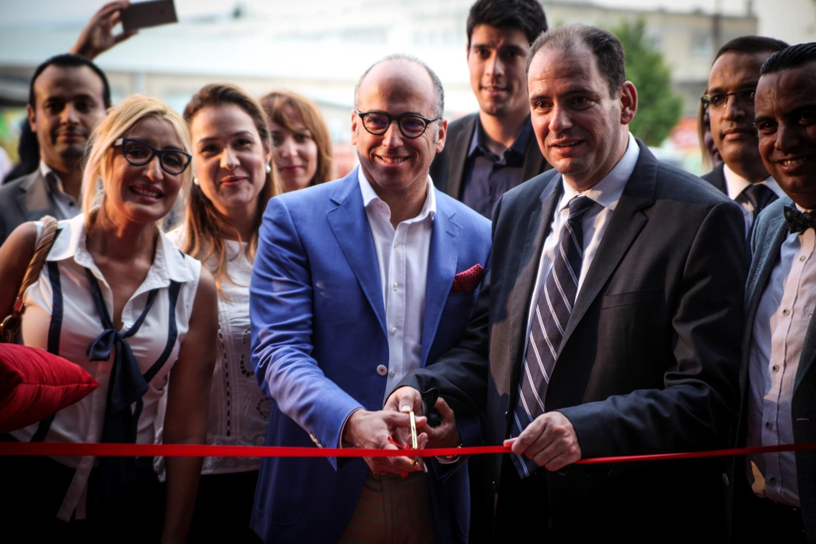 Alpha Ford inaugure une nouvelle agence à la Charguia I