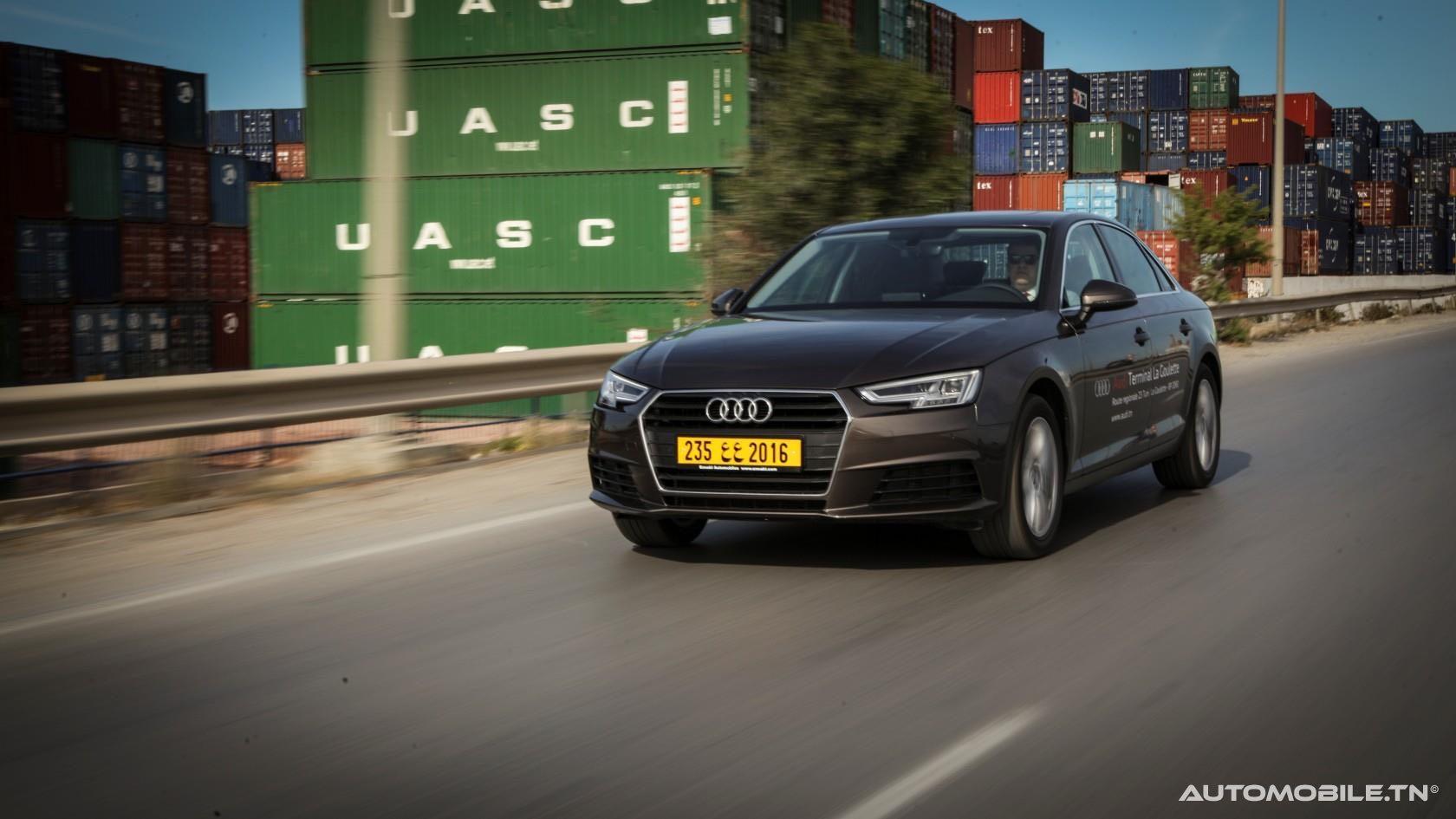 Audi Tunisie lance les journées Test Drive de la nouvelle A4