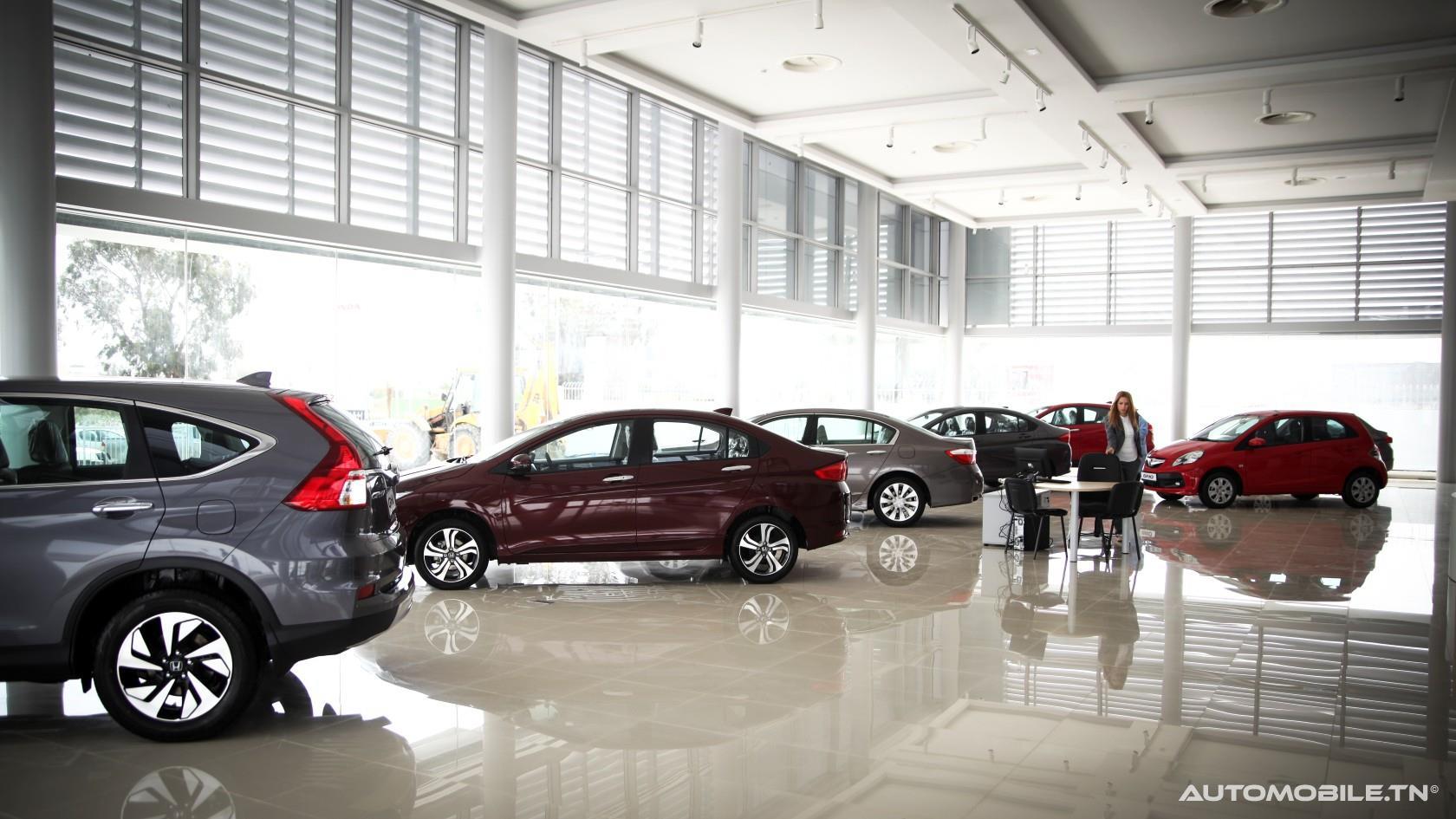 Honda ouvre son premier showroom en Tunisie