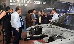 Les nouvelles techniques de réparation carrosserie BMW