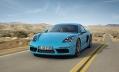 Nouveau Porsche 718 Cayman
