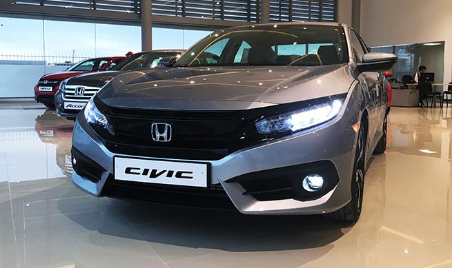 Nouvelle Honda Civic Sedan RS chez JMC