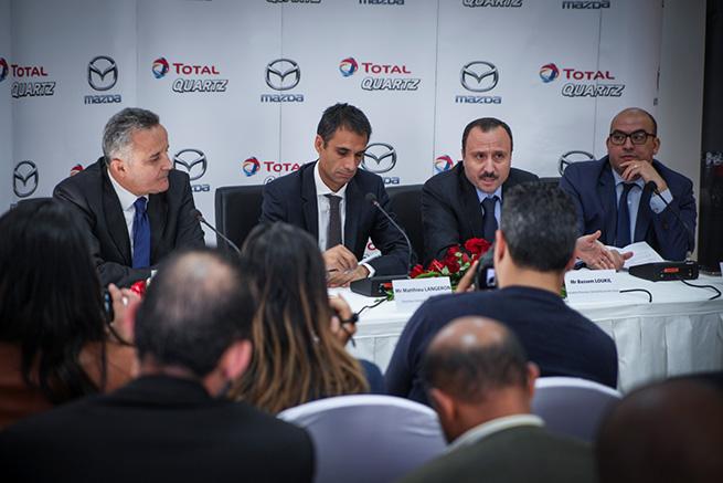 Total Tunisie et Economic Auto concluent un accord de partenariat