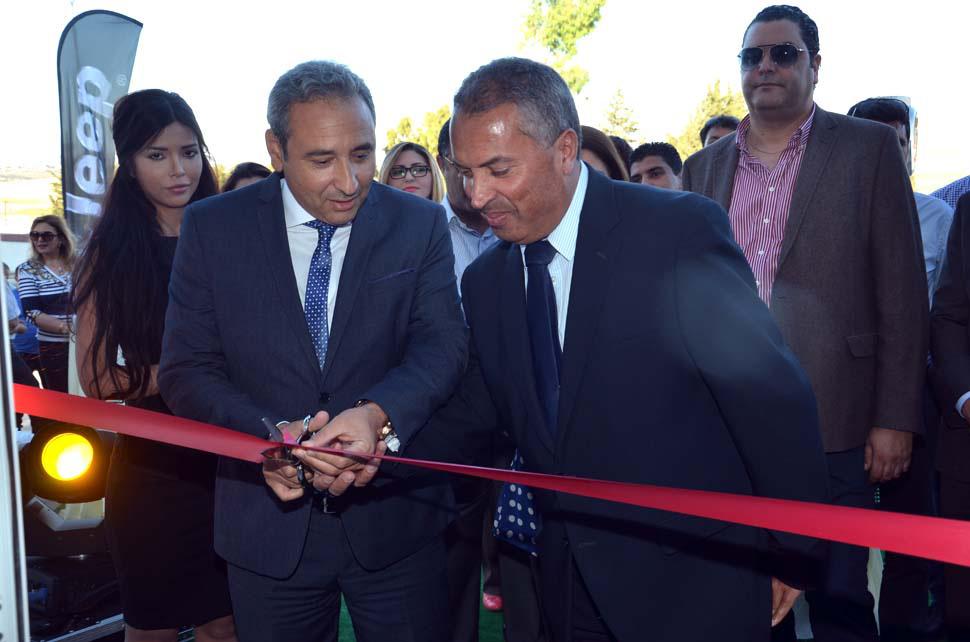 "Italcar inaugure sa nouvelle agence ""ABM"" à Béja"