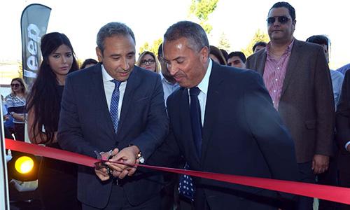 Italcar inaugure sa nouvelle agence