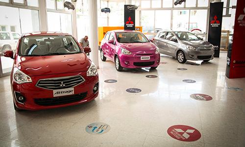 Mitsubishi Motors offre des remises exceptionnelles