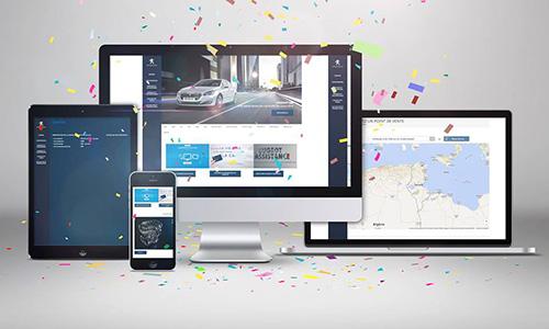 Peugeot Tunisie lance son nouveau site web