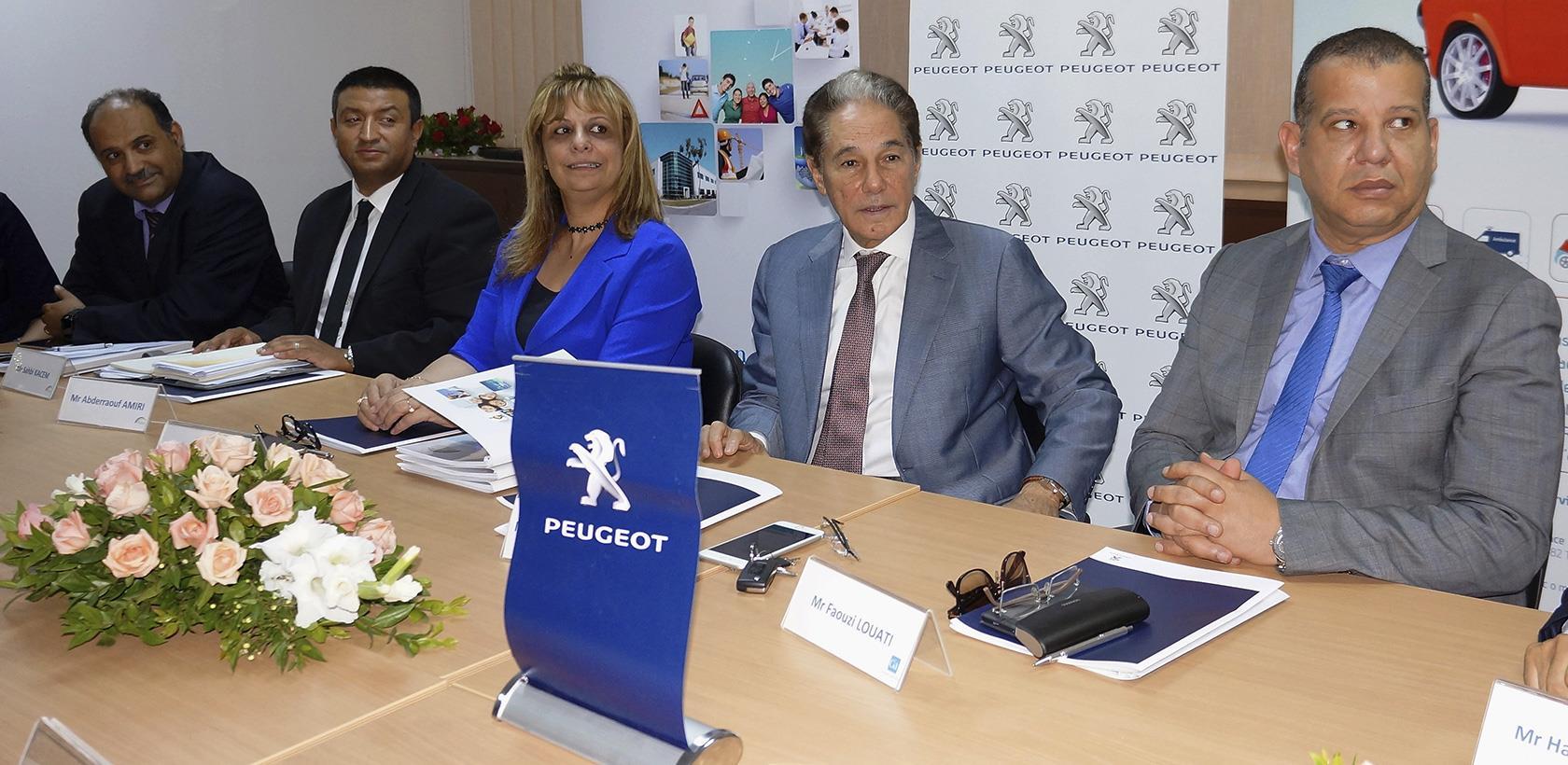 STAFIM PEUGEOT 1er concessionnaire en Tunisie à proposer le Pack Assurance Assistance