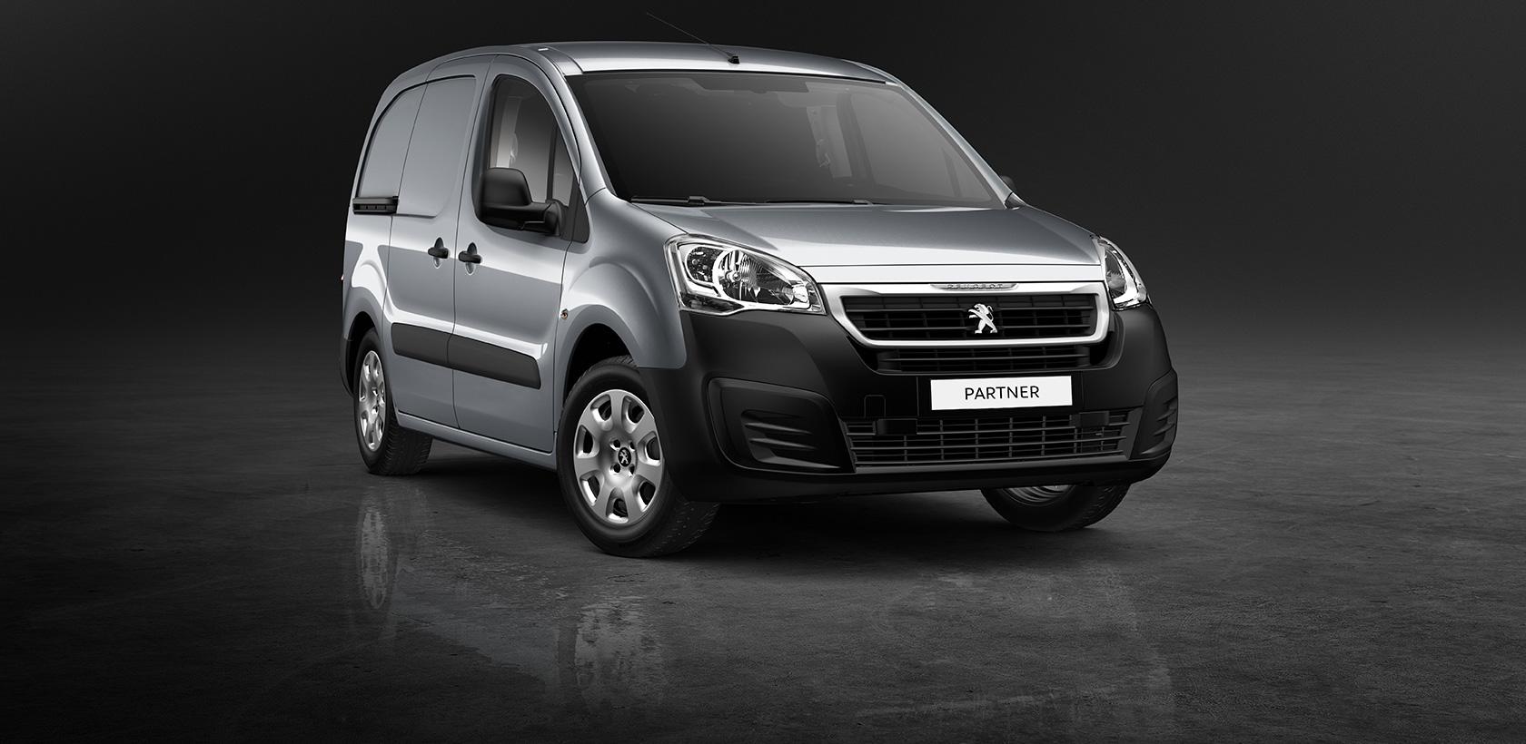 Le Peugeot Partner élu véhicule de l'année en entreprise