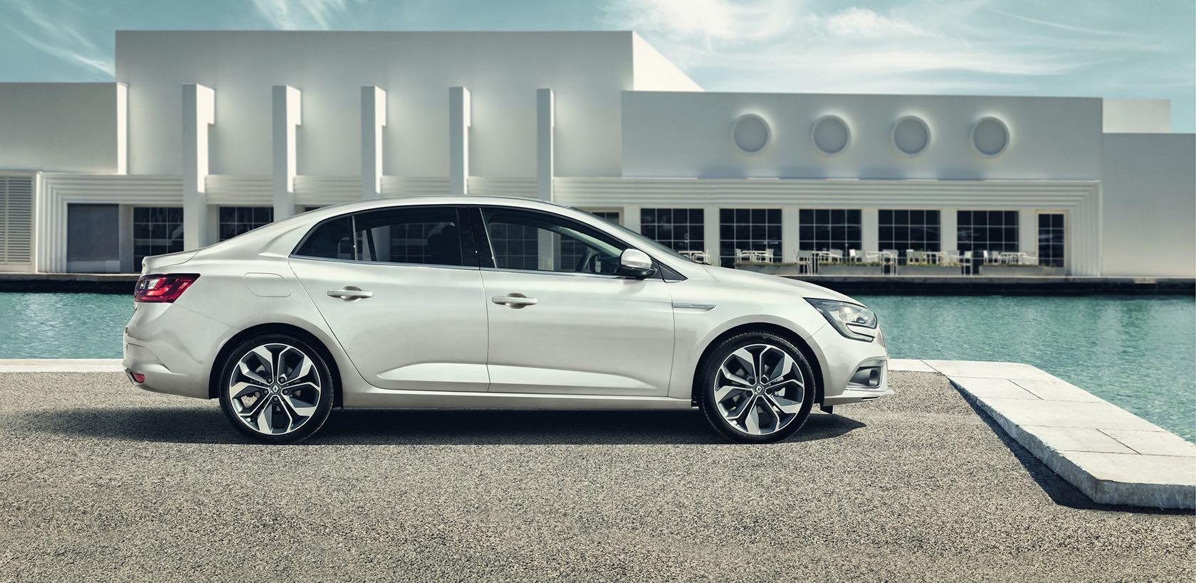 Nouvelle Renault Megane Sedan