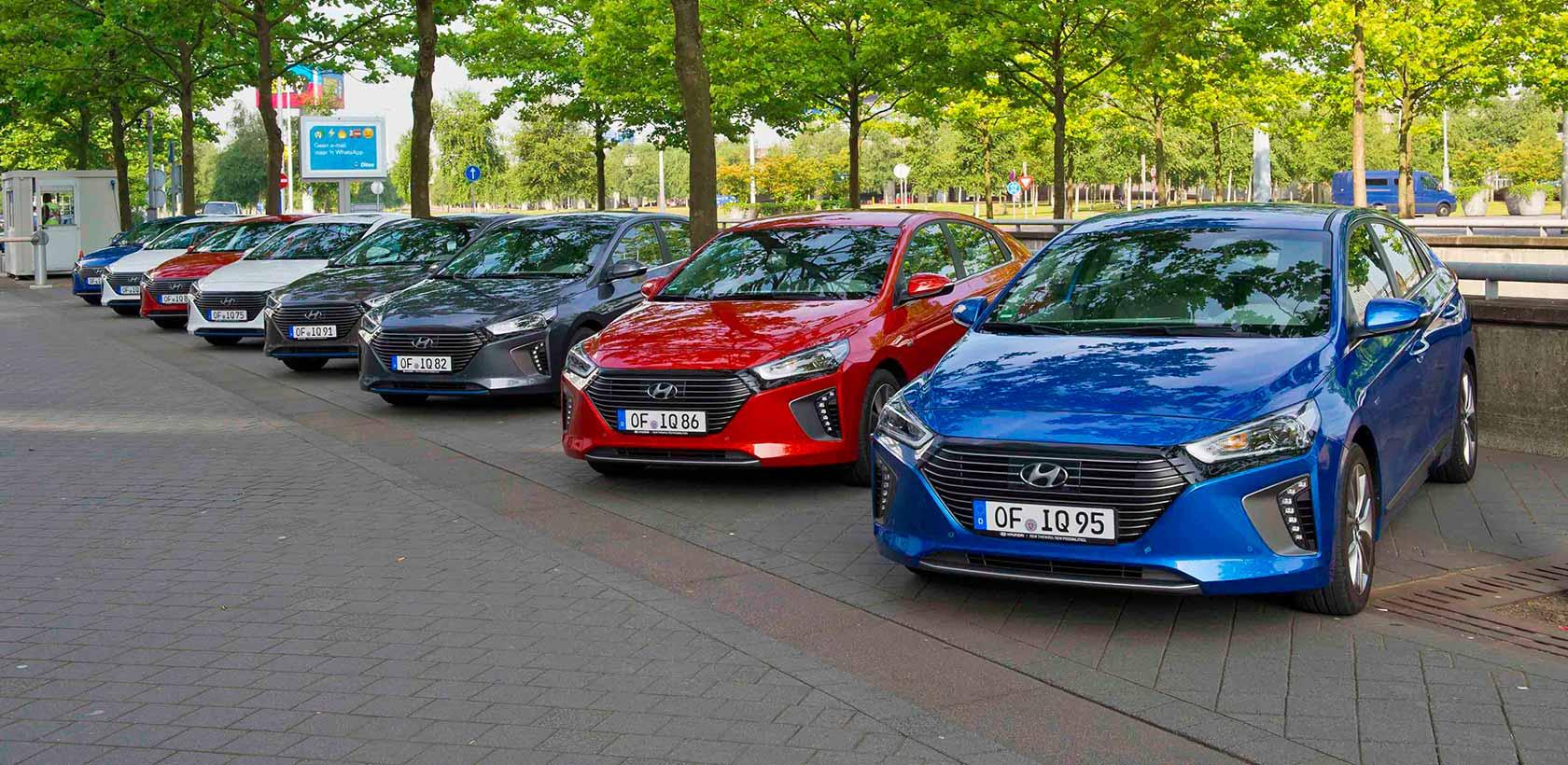 Hyundai IONIQ, le futur des voitures alternatives