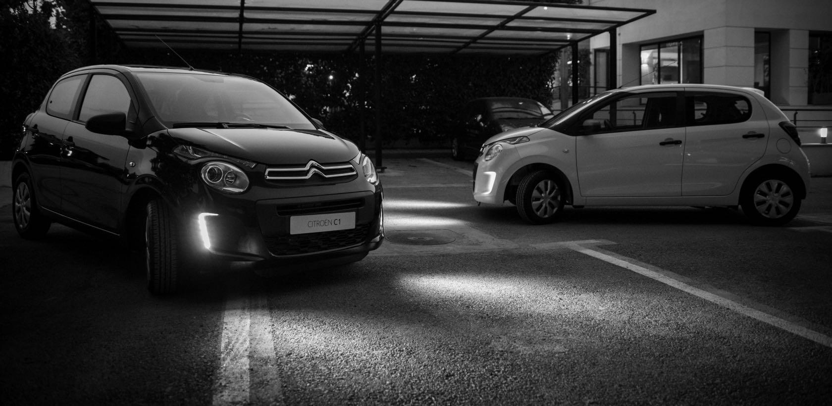 La nouvelle Citroën C1 disponible chez Aures Auto