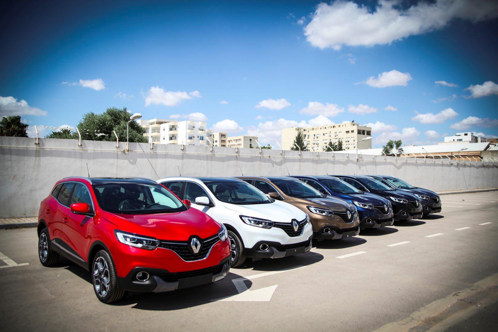 Le Renault Kadjar arrive chez ARTES