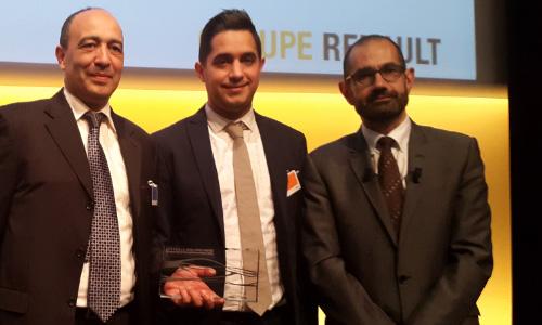 ARTES récompensée au Renault PARIS Challenge Mondial