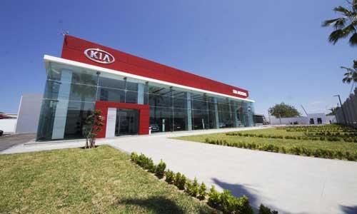 KIA s'accapare la première place du marché des véhicules particuliers