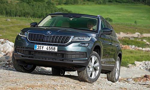 ŠKODA KODIAQ, le premier grand SUV de la marque tchèque