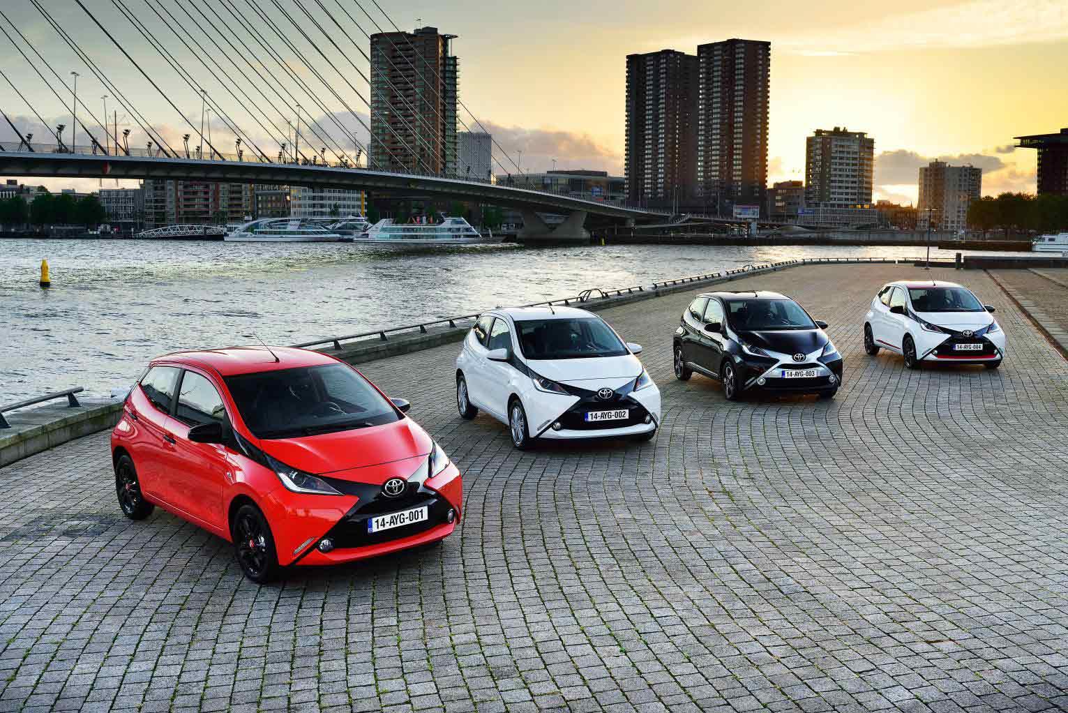 La 4 CV populaire de Toyota arrive en Tunisie, il s'agit de l'AYGO