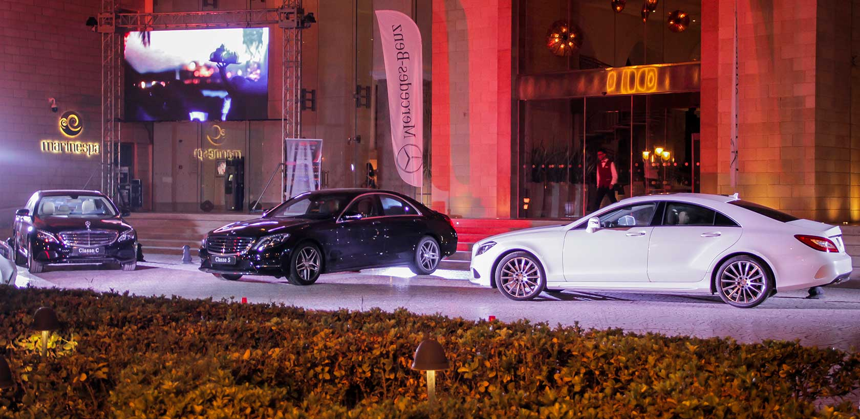 Mercedes-Benz sponsor officiel de la Corporate Excellence Night