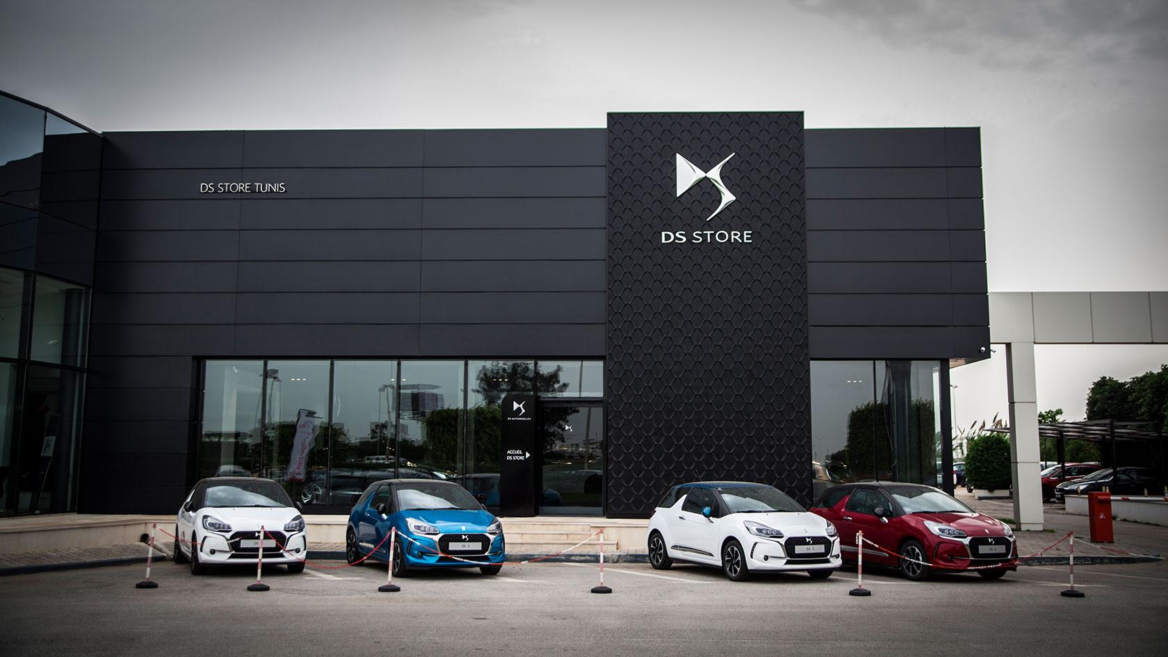 1er Anniversaire De DS Automobiles en Tunisie