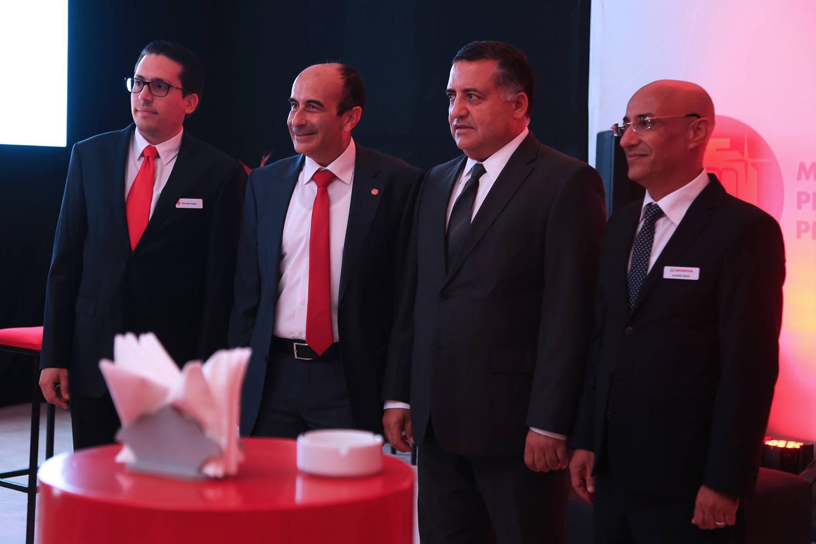 Convention de partenariat entre Vivo Energy Tunisie et JMC