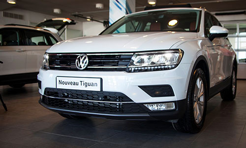 Ennakl Automobiles présente le nouveau Tiguan