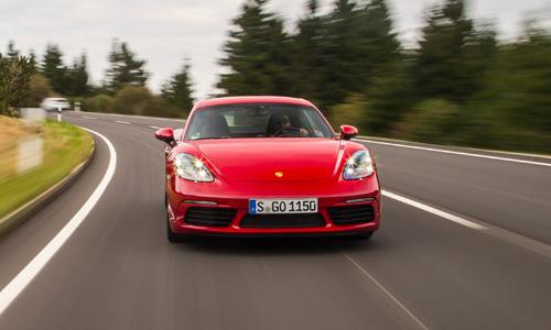 Essai Sportif : Porsche 718 Cayman S !