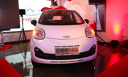 Conférence de Presse du lancement de la marque CHERY en Tunisie