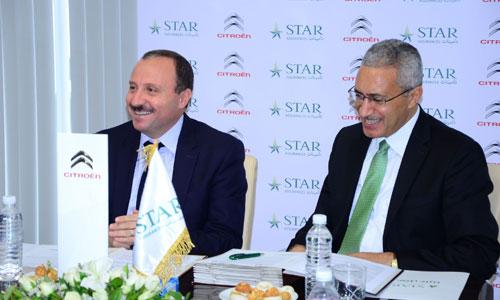 Partenariat entre Citroën Tunisie et Star Assurances