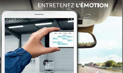 STAFIM Peugeot lance la prise de rendez-vous en ligne