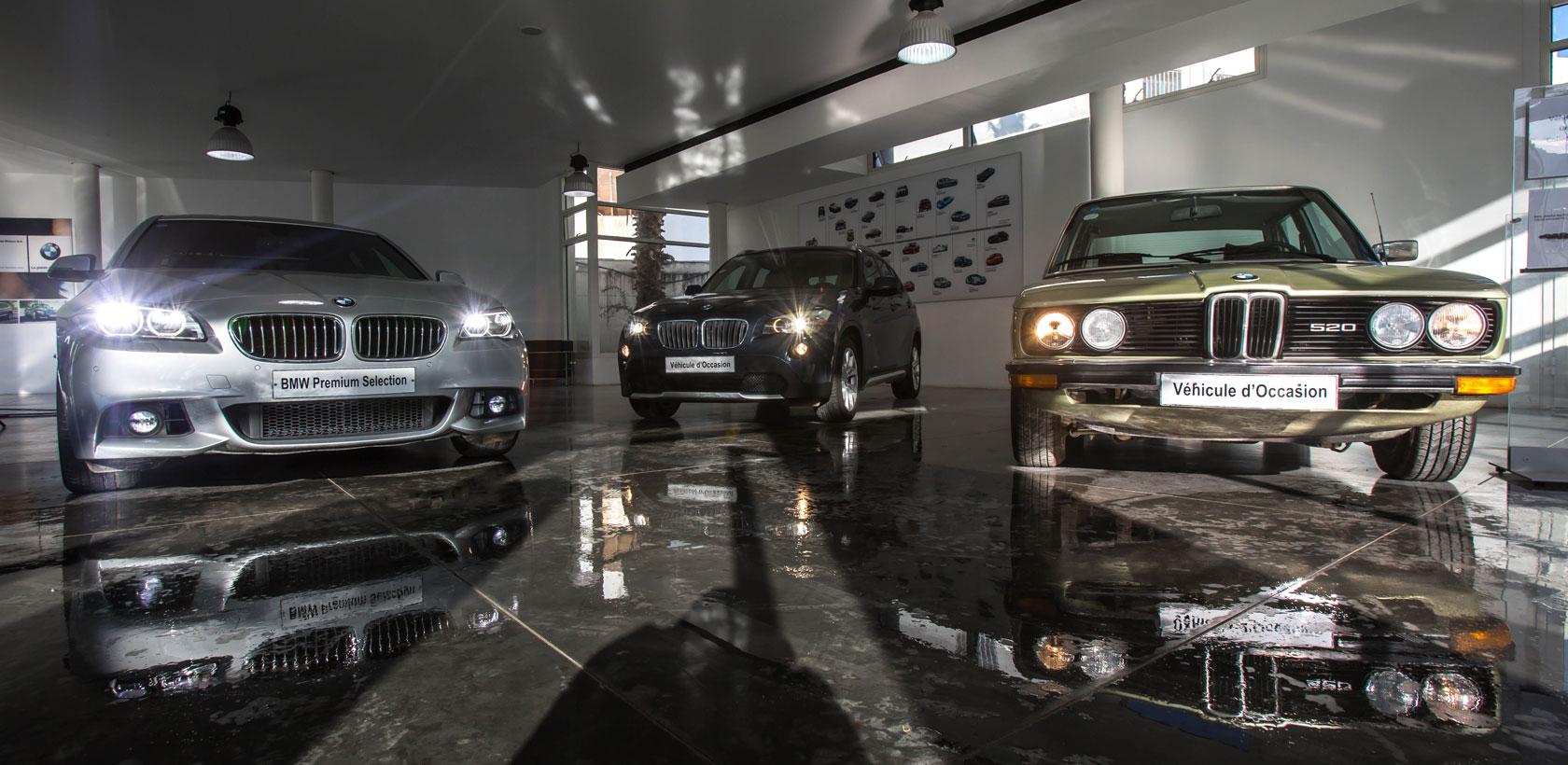 Ben Jemâa Motors lance officellemnt BMW Premium Selection en Tunisie