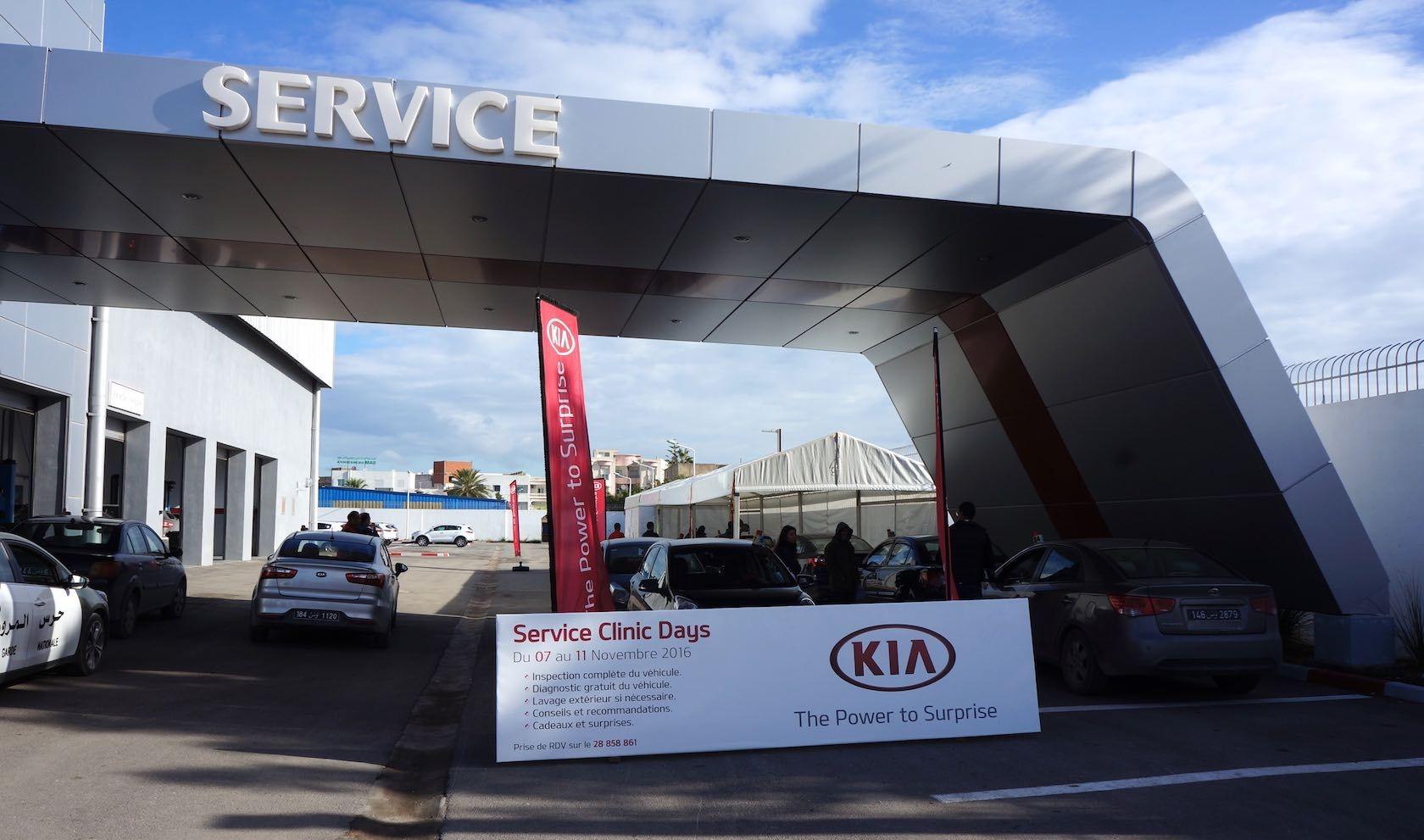 City Cars organise les KIA Clinic Days
