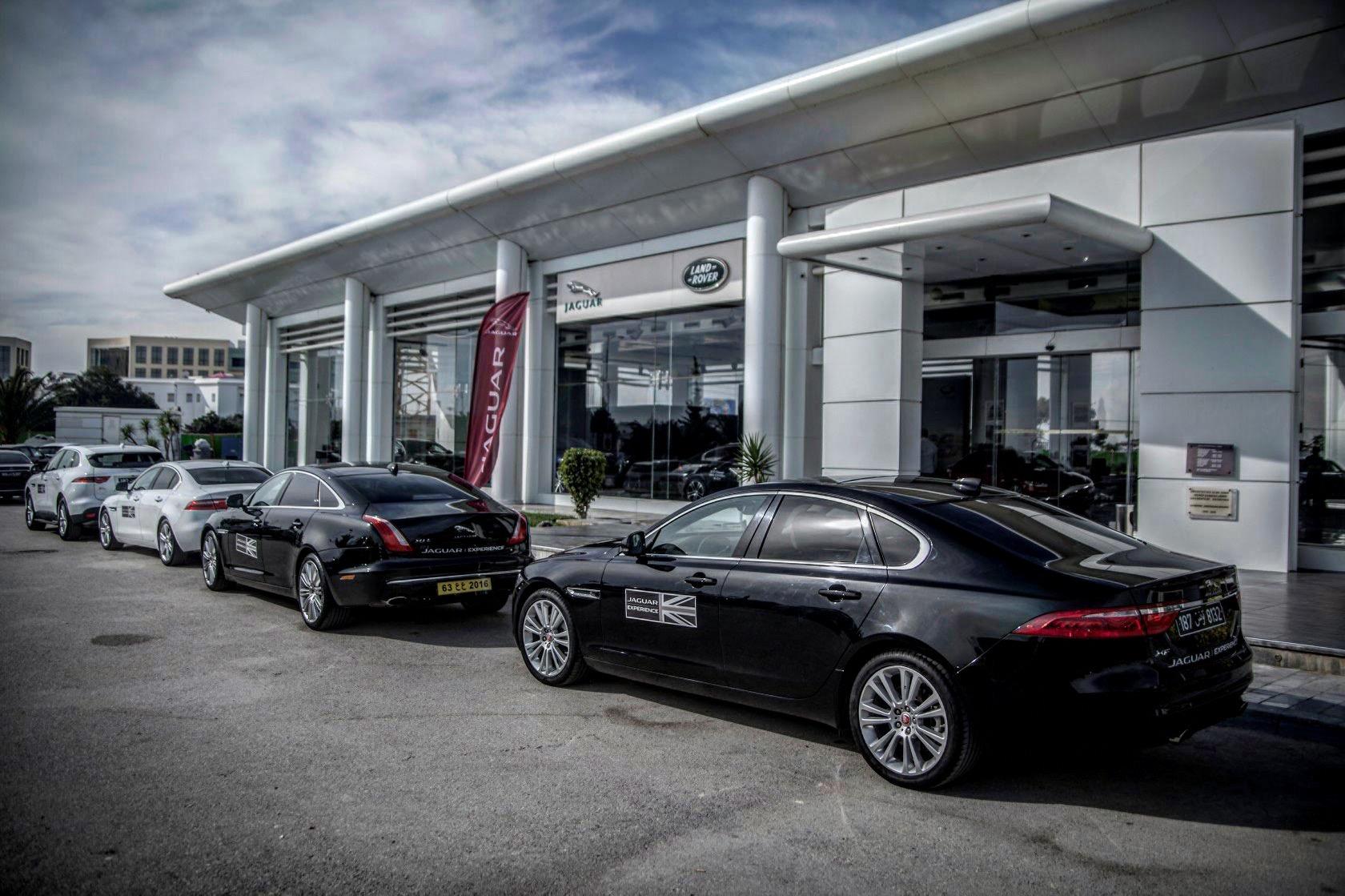 Des essais et des offres exceptionnelles chez Jaguar