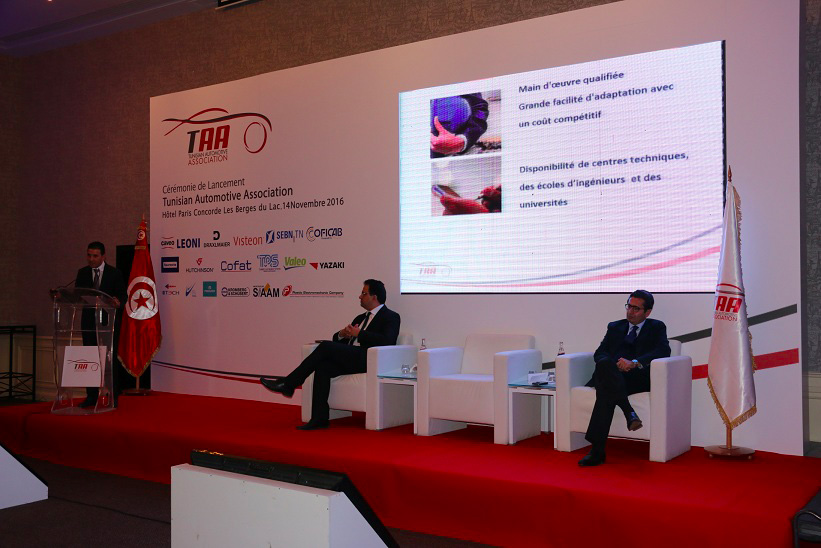 Lancement officiel de La Tunisian Automotive Association