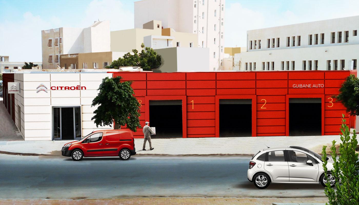 Nouveau réparateur agréé Citroën à Sousse