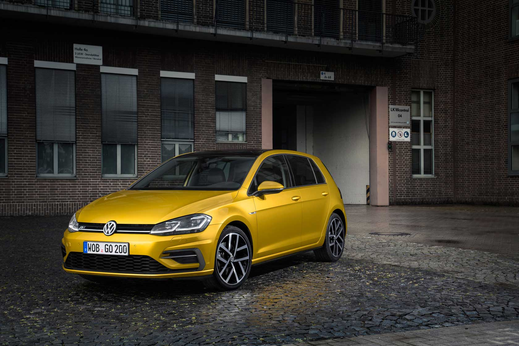 Volkswagen dévoile la nouvelle Golf