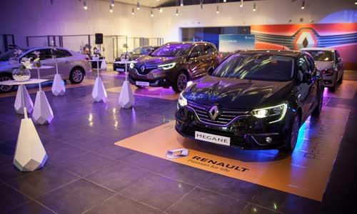 ARTES présente les Nouveautés Renault pour 2017