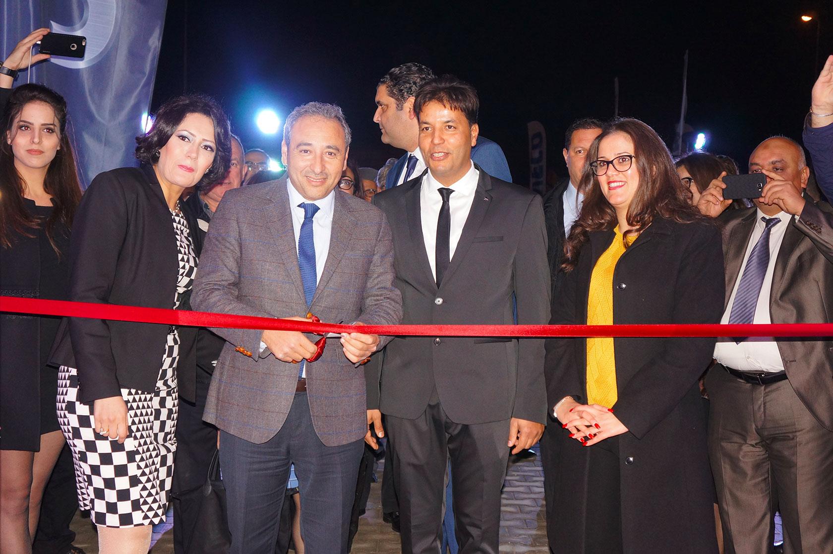 Italcar inaugure une nouvelle agence à Ezzahra