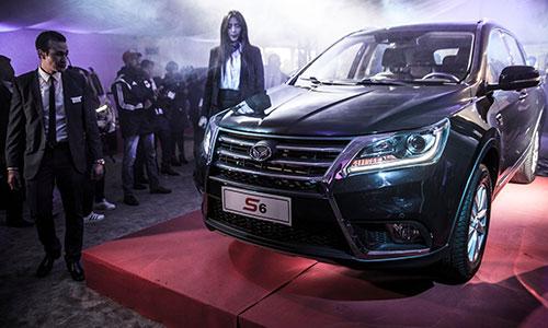 Lancement de la marque chinoise BAIC YX en Tunisie