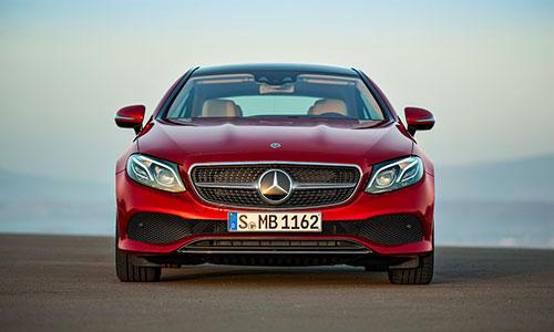 Nouvelle Mercedes-Benz Classe E Coupé