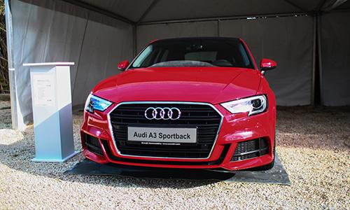 Audi Tunisie présente l'A3 restylée
