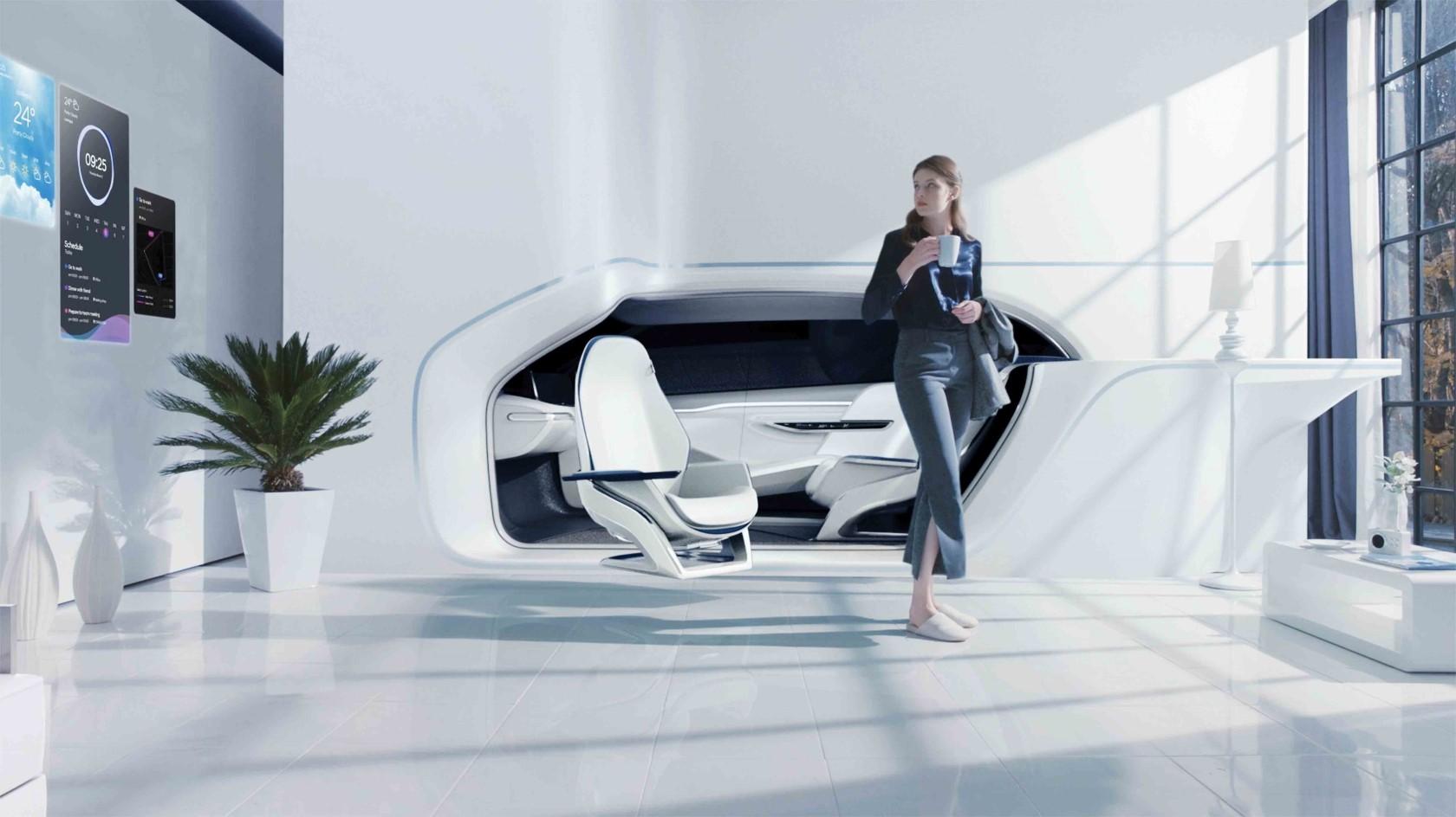Huyndai Motor révèle sa Vision de la mobilité future