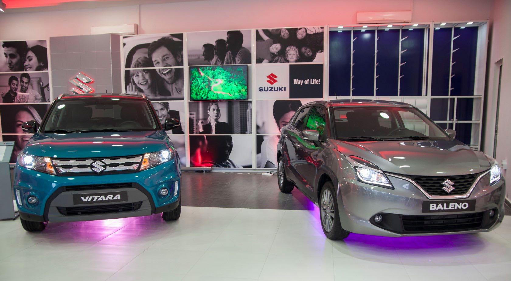 Nouveautés Car Pro Lance La Marque Suzuki En Tunisie - The car pro show