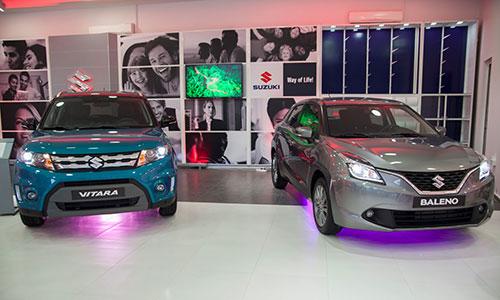 Car Pro lance Suzuki en Tunisie