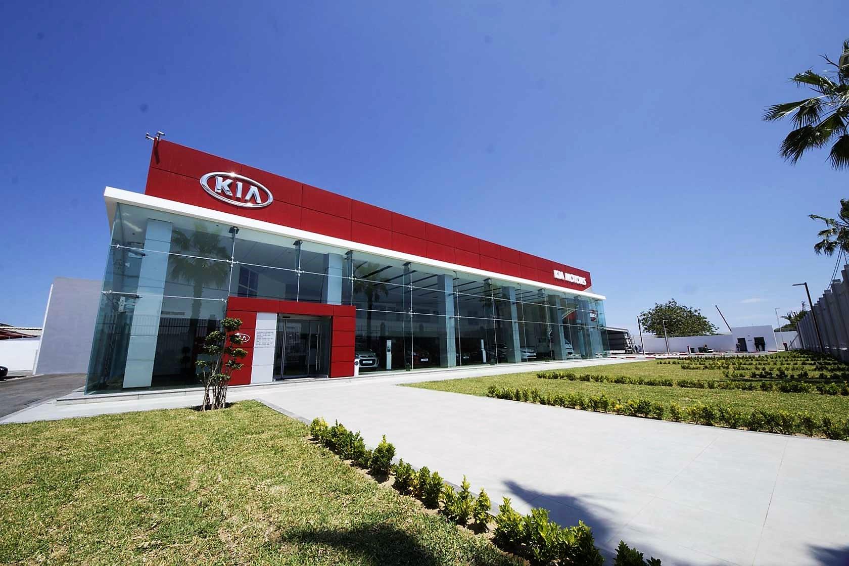 KIA Motors leader du marché des VP pour 2016