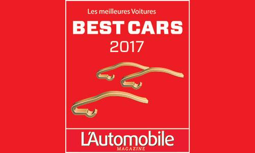 Les PEUGEOT 308 et 3008 élues voitures préférées des français